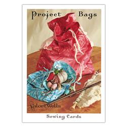 Valori Wells Project Bags Sewing Card Pattern