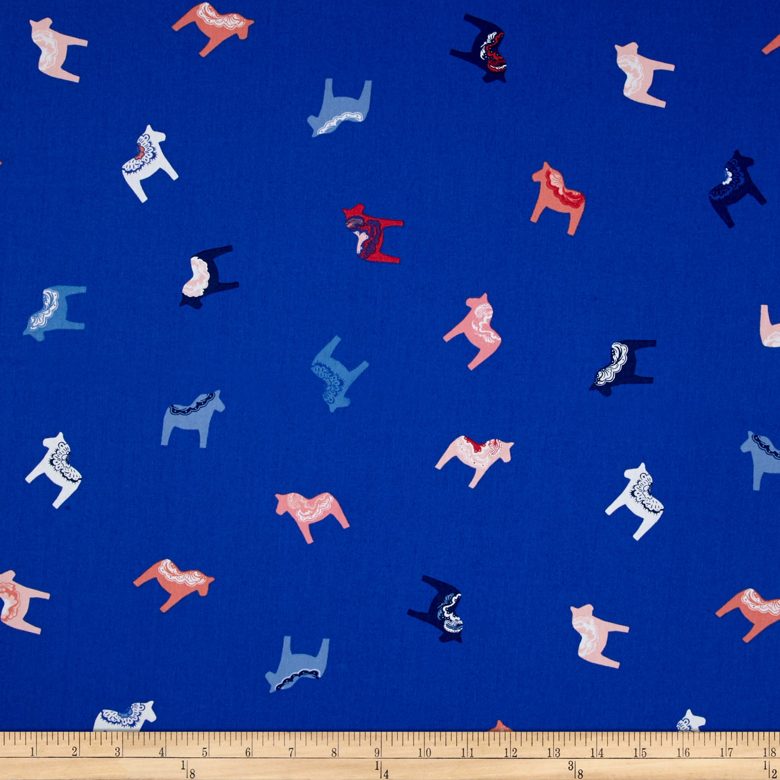 INOpets.com Anything for Pets Parents & Their Pets Art Gallery Inblue Dalasterk Fabric