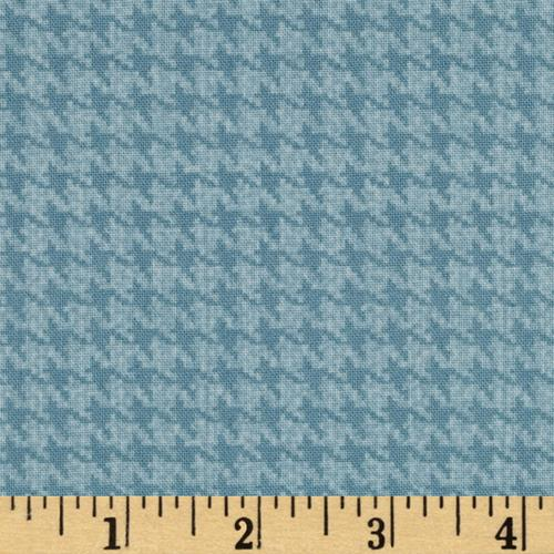 Whitetail Ridge Houndstooth Blue
