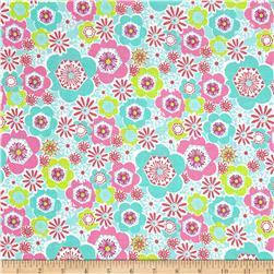 Popsicle II Large Packed Floral Multi