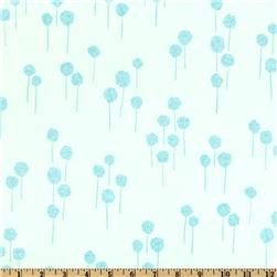 Valori Wells Nest Cotton Voile Berries Turquoise