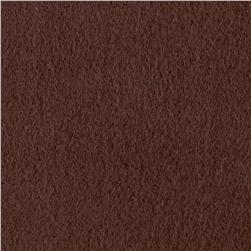 Wintry Fleece Candy Brown