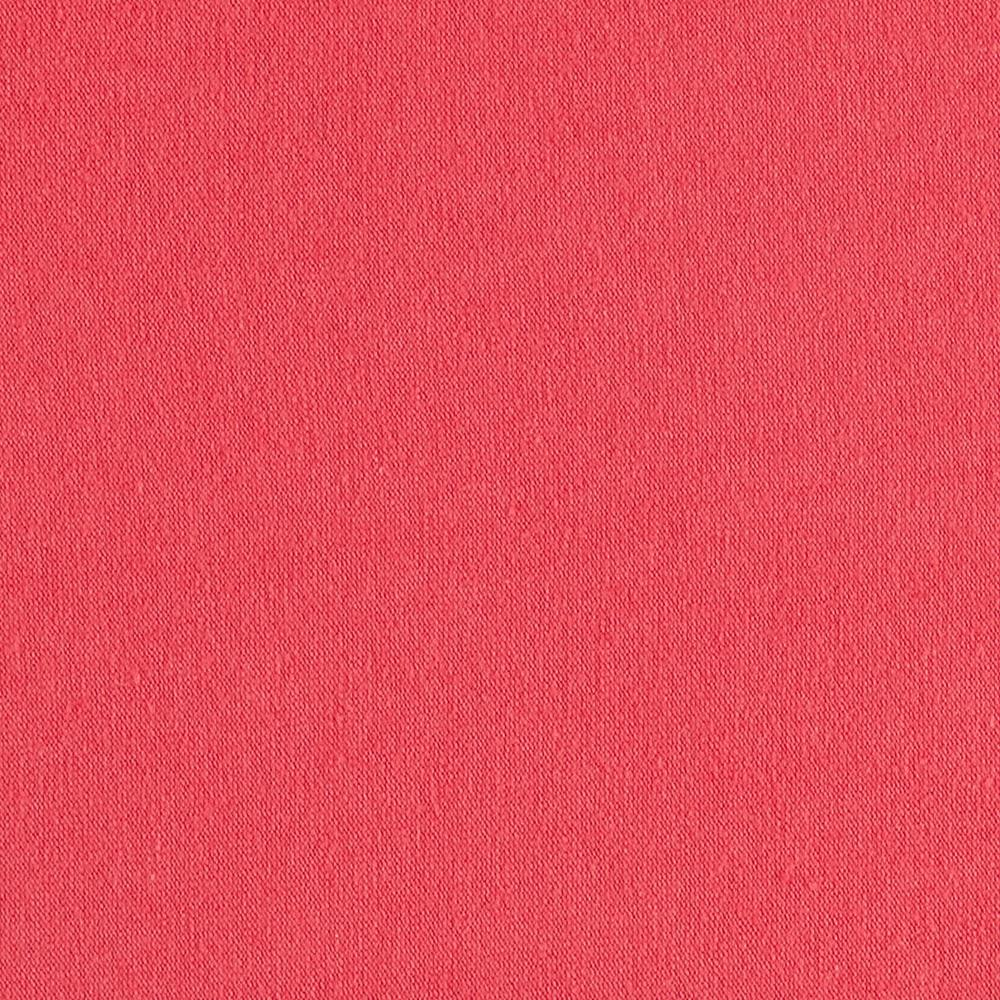 Stretch Cotton Jersey Knit Coral Pink
