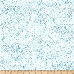 Wild Things Scroll Blue