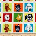 Dog's World Patchwork Multi