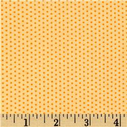 Moda Grow Pin Dots Over Orange