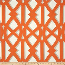P Kaufmann Indoor/Outdoor Elton Tangerine Fabric