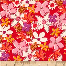 Pretty Bouquet Spring Flowers Multi