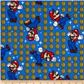 Nintendo Super Mario Coin Toss Blue