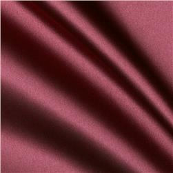 Sweetheart Satin Burgundy