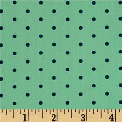 Kaufman Cambridge Cotton Lawn Mini Print Dot Williow
