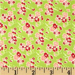 Moda Miss Kate Spring Floral Apple