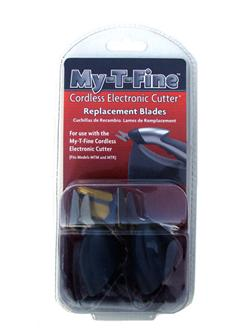 My-T-Fine Cordless Electronic Cutter Replacement Blades