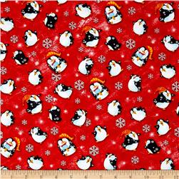 Penguin Parade Little Penguins Red