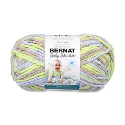 Bernat Baby Blanket  Big Ball Yarn (04117) Little Boy Dove