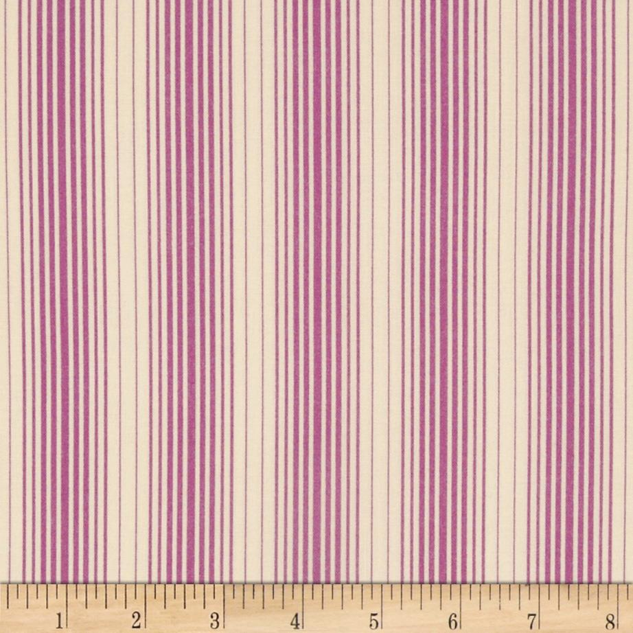 Joel Dewberry Bungalow Stripes Lavender