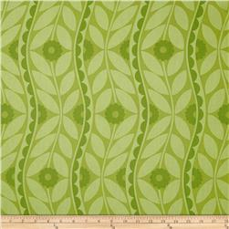 Sweet Lady Jane Brocade Green