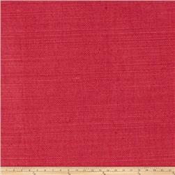Fabricut Glossed Linen Linen Blend Watermelon