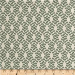 Robert Allen @ Home Basket Form Jacquard Aloe