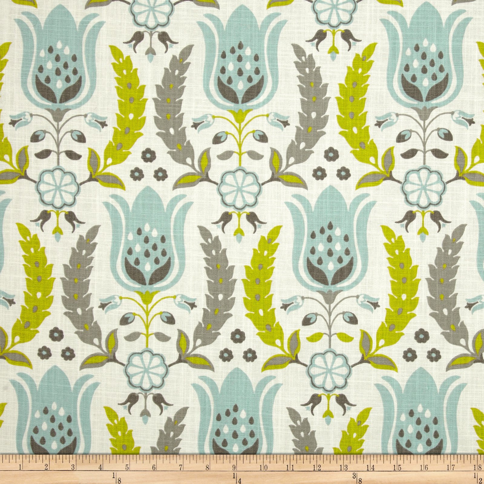 Image of Robert Allen @ Home Ornate Frame Pool Fabric