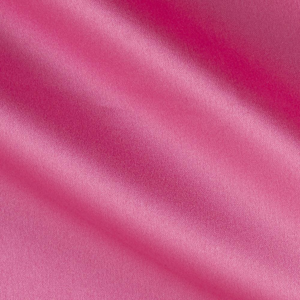 Poly Sateen Hot Pink
