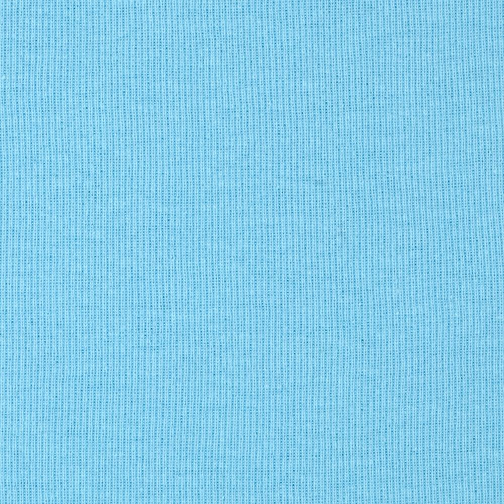 T-Knit Ribbing Baby Blue