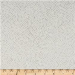 Island Batik Tiny Dots Natural