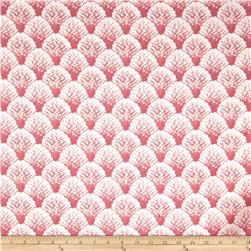 Home Accents Coral Line Flamingo Fabric