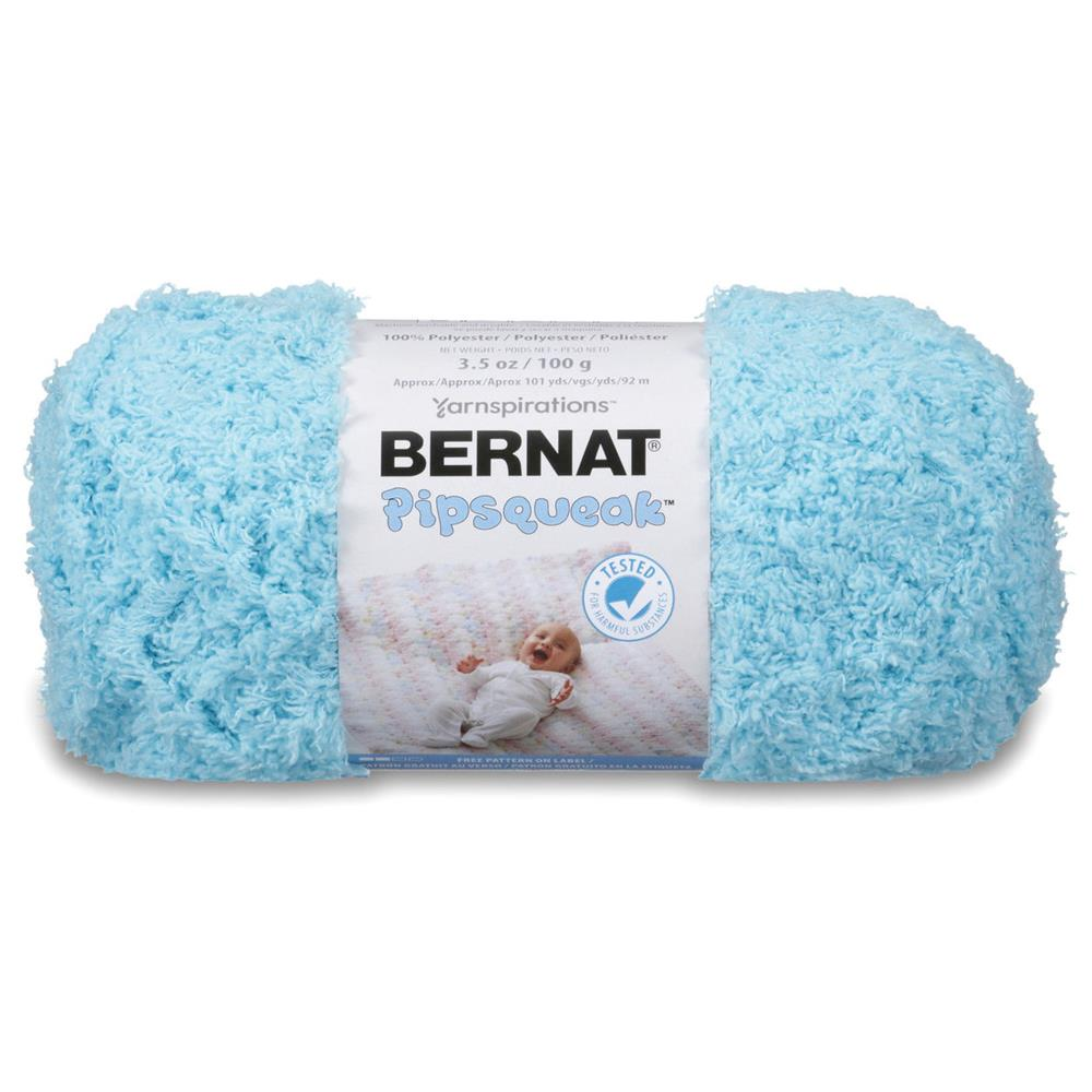 Bernat Pipsqueak Yarn (59745) Blue Ice
