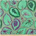 Kaffe Fassett Spring 2014 Collective Meadow Big Leaf Mint