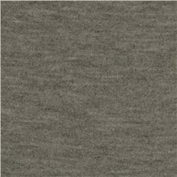 Tencel Jersey Knit Mix Grey Fabric