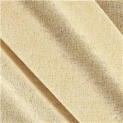 Stretch Tissue Hatchi Knit Tan Fabric