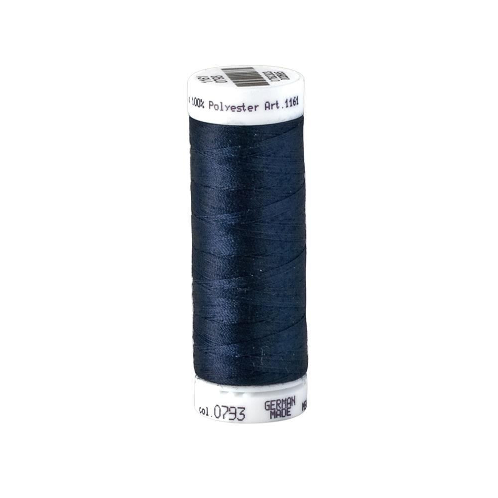 Mettler Metrosene Polyester All Purpose Thread Dark Midnight