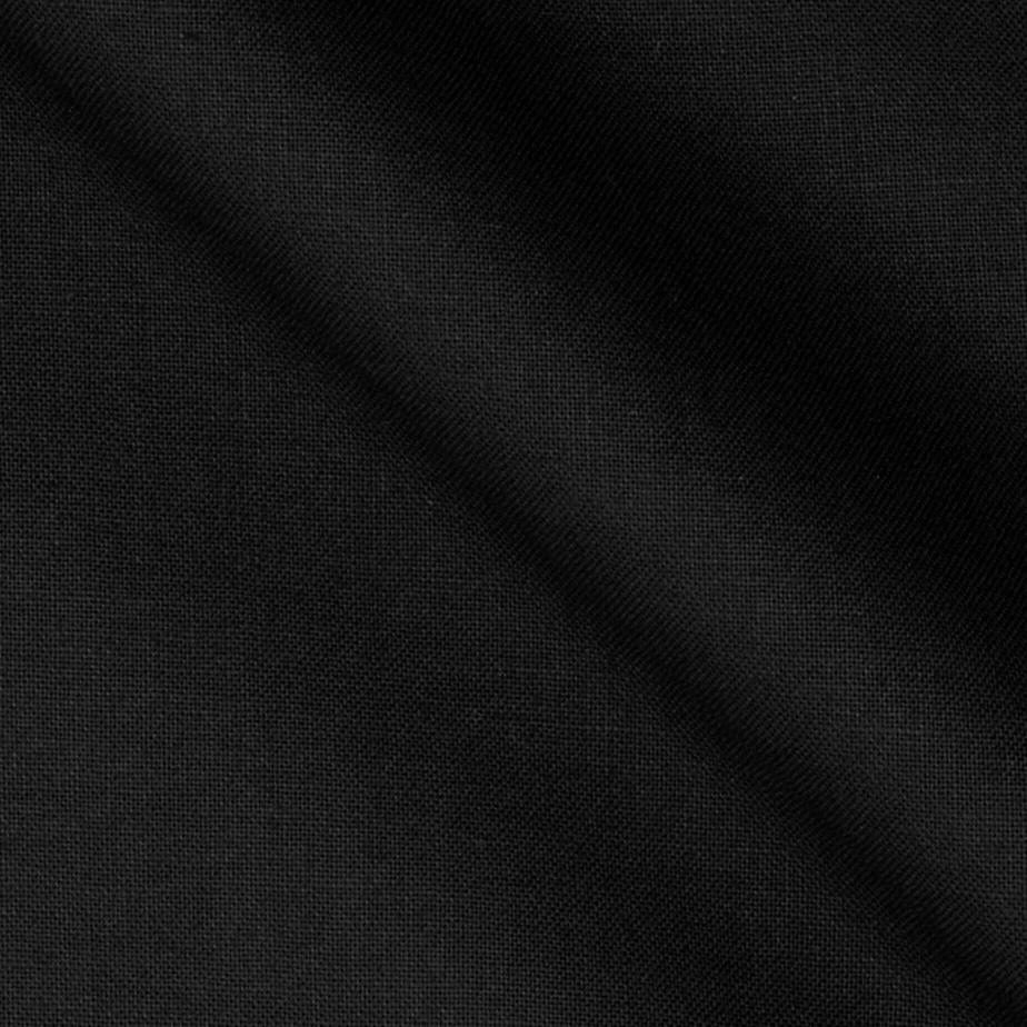Michael Miller Cotton Couture Broadcloth Black