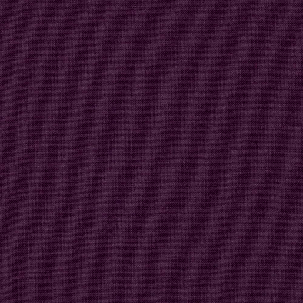Designer Essentials Solid Broadcloth Plum