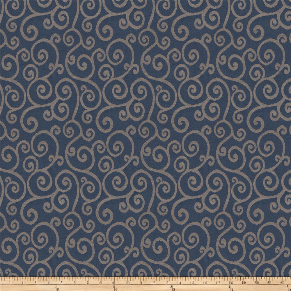 Trend 03486 Satin Jacquard Nautical