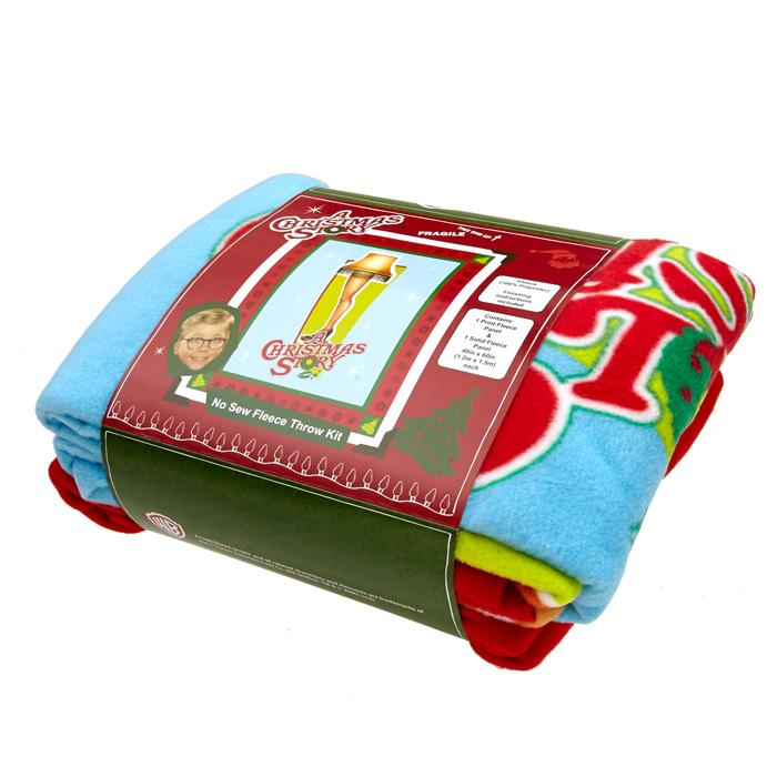 A Christmas Story Fleece Kit