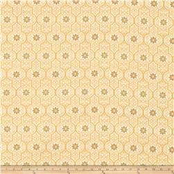 Lillian August Lisette Jacquard Honey