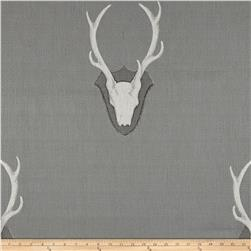 Mountain Cabin Woodland Mount Jacquard Stone