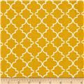 Lattice Tonal Golden Yellow