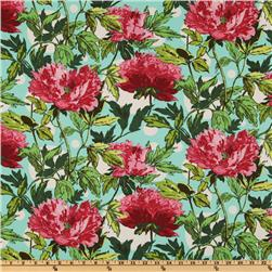 Amy Butler Soul Blossoms Joy Twilight Peony Amaranth