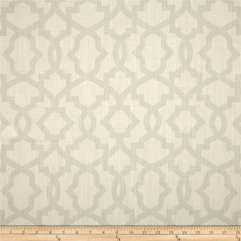 Premier Prints Sheffield Dossett Grapevine Grey