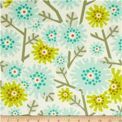 Heather Bailey Clementine Dandybloom Aqua