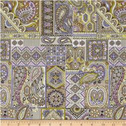 Chelsea Paisley Patchwork Multi