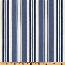 Waverly Colton Stripe Delft