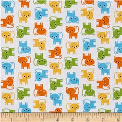 Kaufman Urban Zoology Minis Little Cats Bermuda