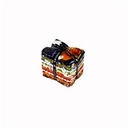Spooky Snacks Fat Quarter Bundle