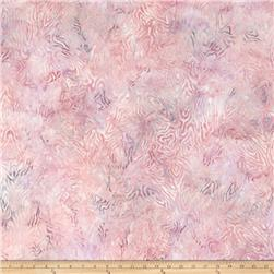 Batavian Batiks Rippled Reflections Pink/Purple