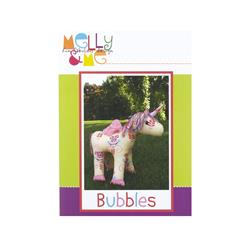 Melly & Me Bubbles the Unicorn Pattern