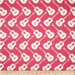 Premier Prints Acoustic Candy Pink